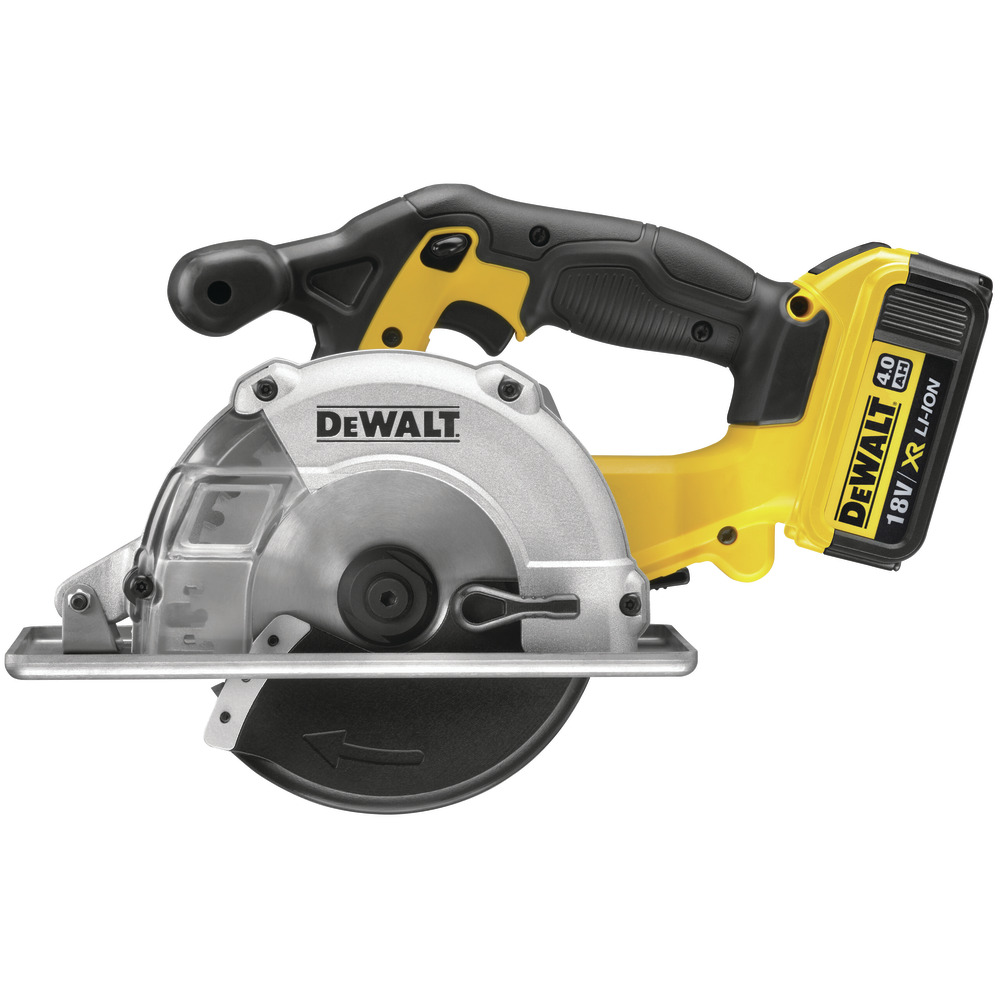 18V XR Li-Ion Metal Cutting Circular Saw DCS373M2-QW Image