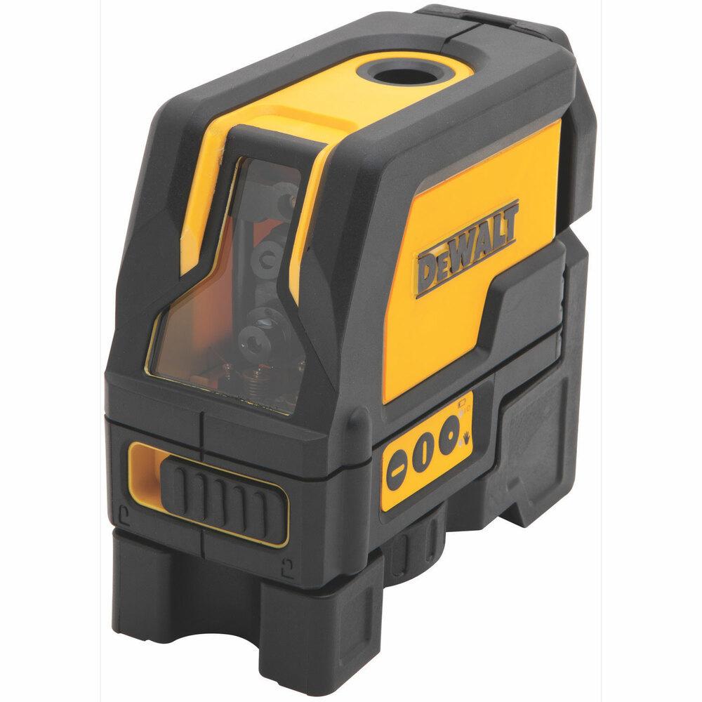 Nivel Laser Autonivelante Cruz y Plomada DW0822 Image