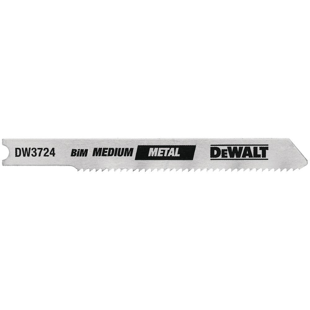 """3"""" 18Dpp Corte Médio Metal Enc """"U"""" Bim DW3724-5 Image"""