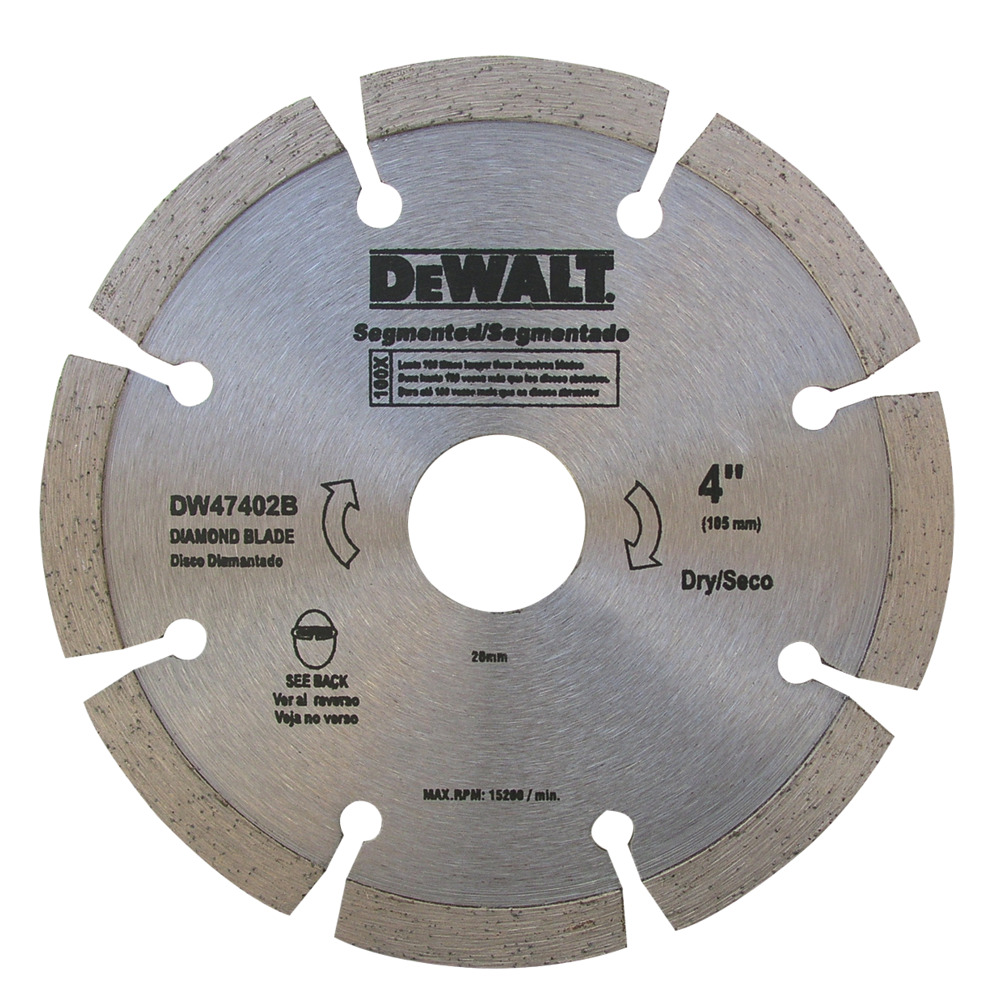 "Disco Segmentado 4"" DW47402B Image"