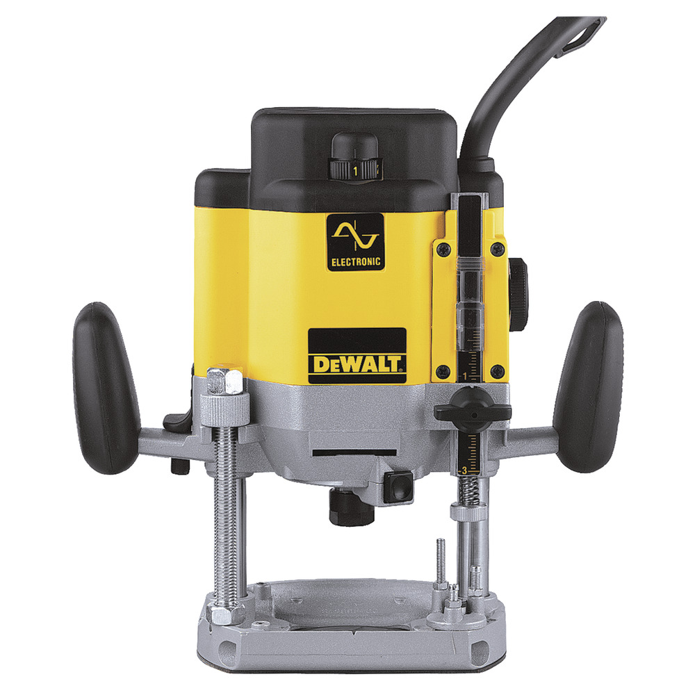"2000 W - ½"" (12 mm) Variable Speed Plunge Router DW625E-QS Image"