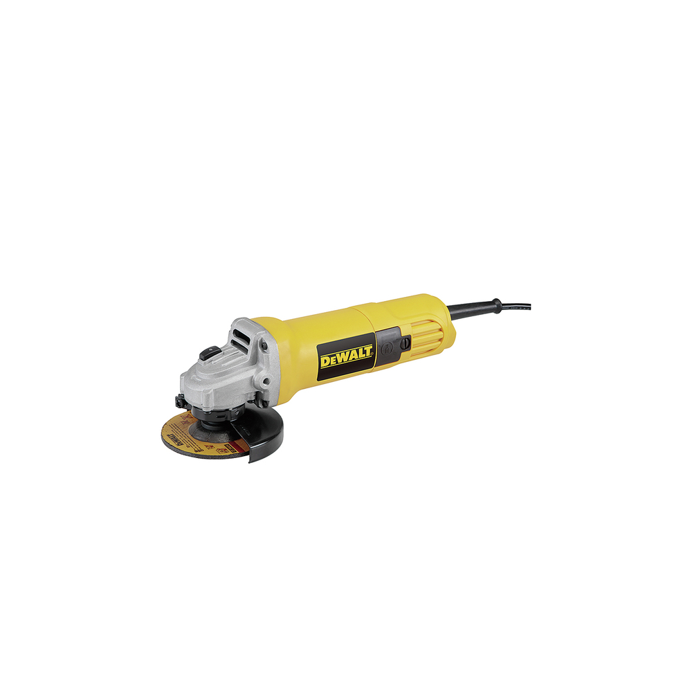 750W 100mm Angle Grinder DW810-IN Image