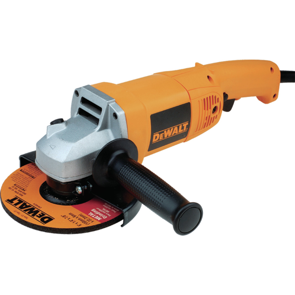 5 inch right angle grinder DW830 Image