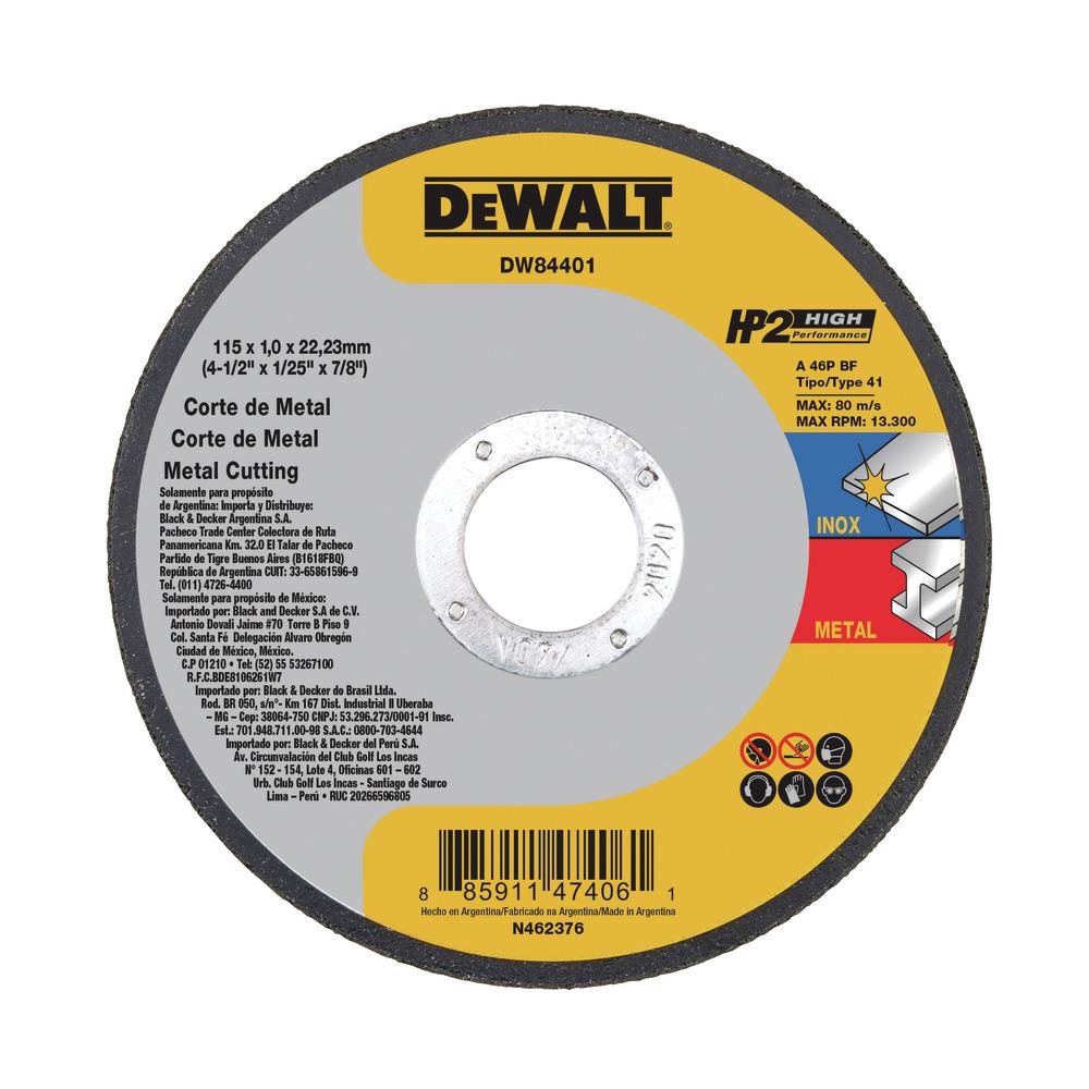 Bonded Abrasives/Cutting/High Performance ca7d40db-a9a7-446f-a648-a8cf0155fa65 Image