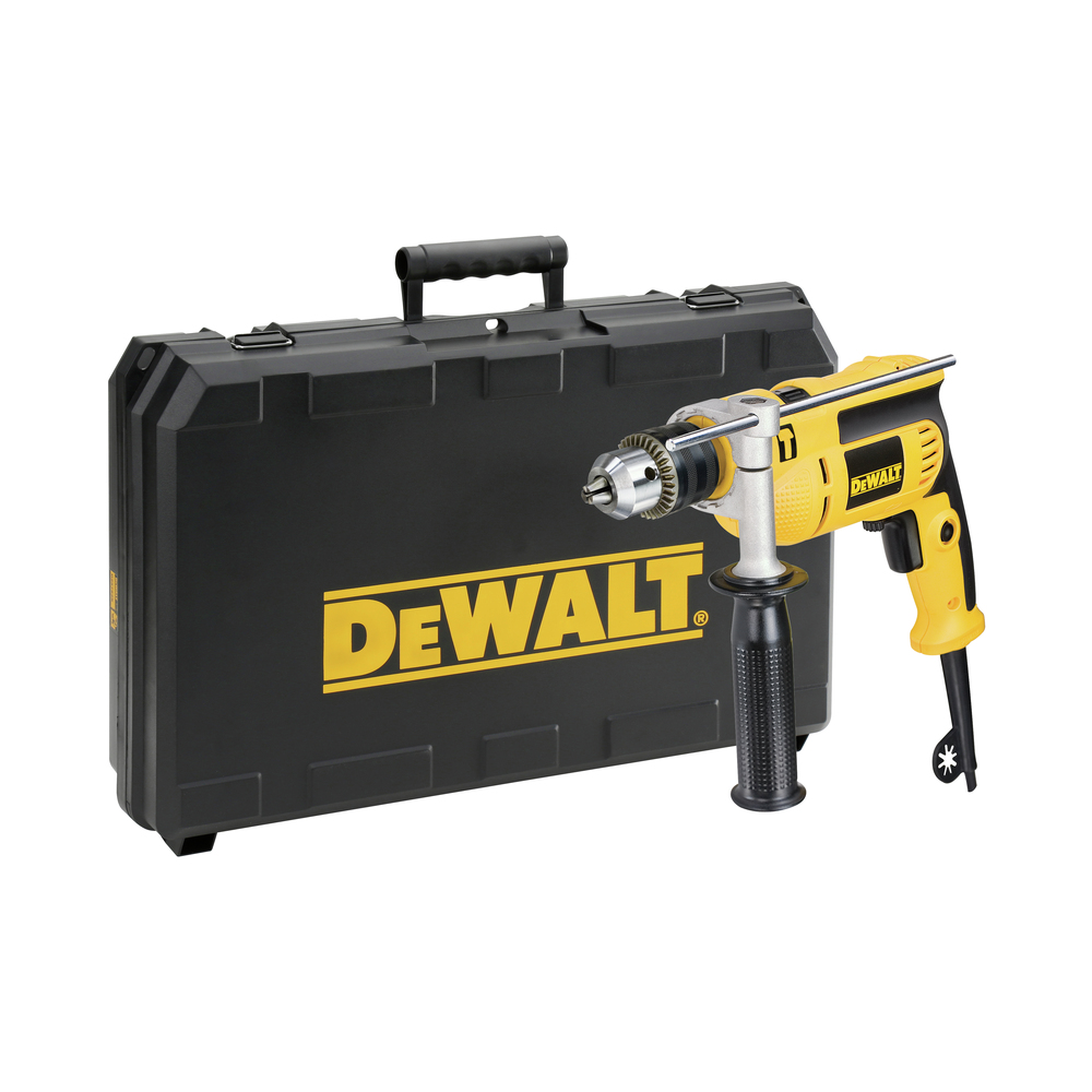 650W 13mm percussion drill DWD024K Image