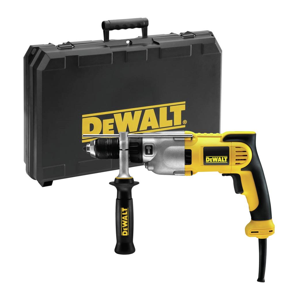1100 W - 2 Speed Pistol Percussion Drill DWD524KS-QS Image