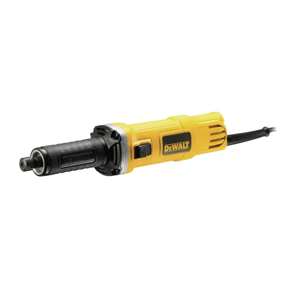 450W 6mm Die Grinder With Slider Lock-On DWE4884-QS Image