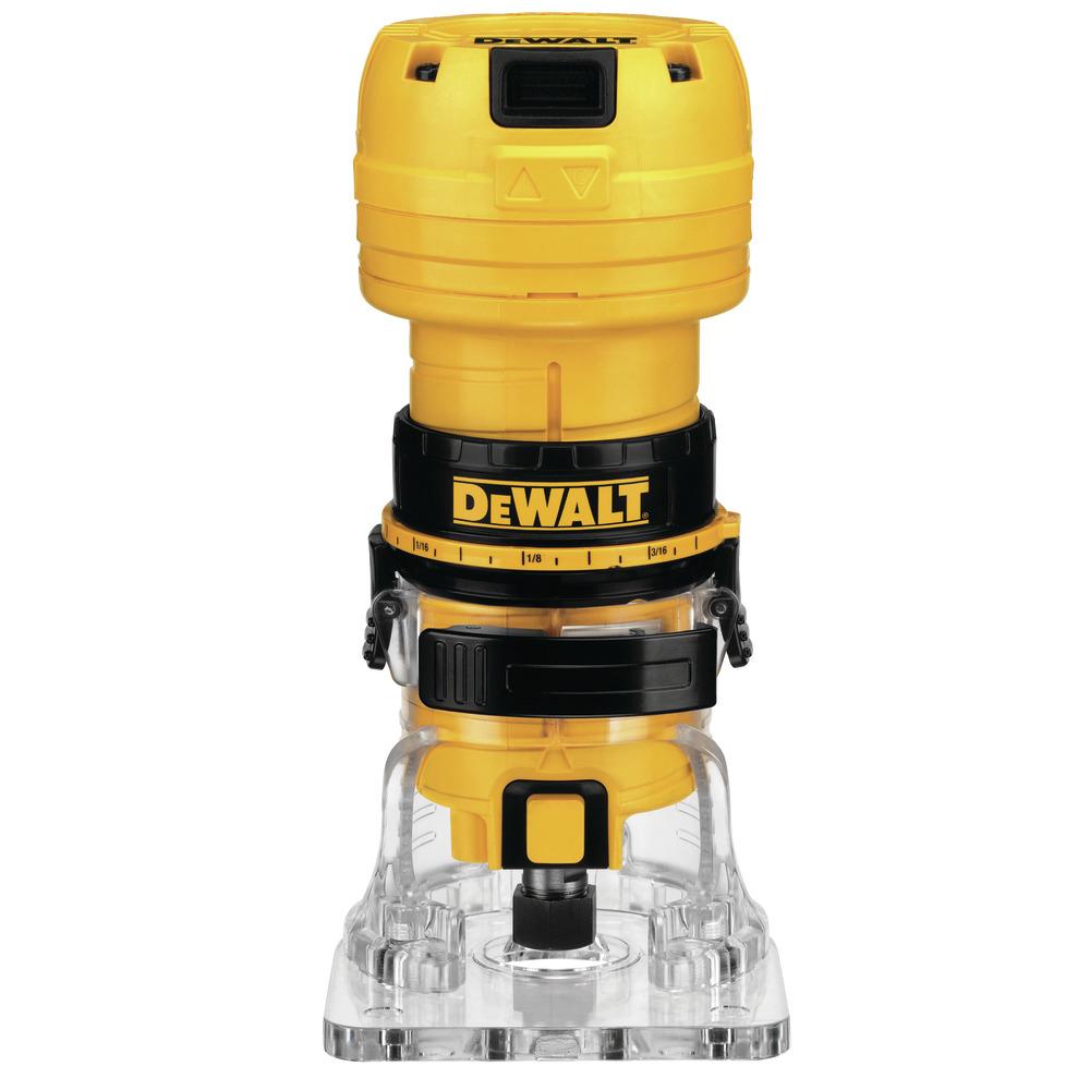 Rebajadora - refiladora de base fija DWE6000 Image
