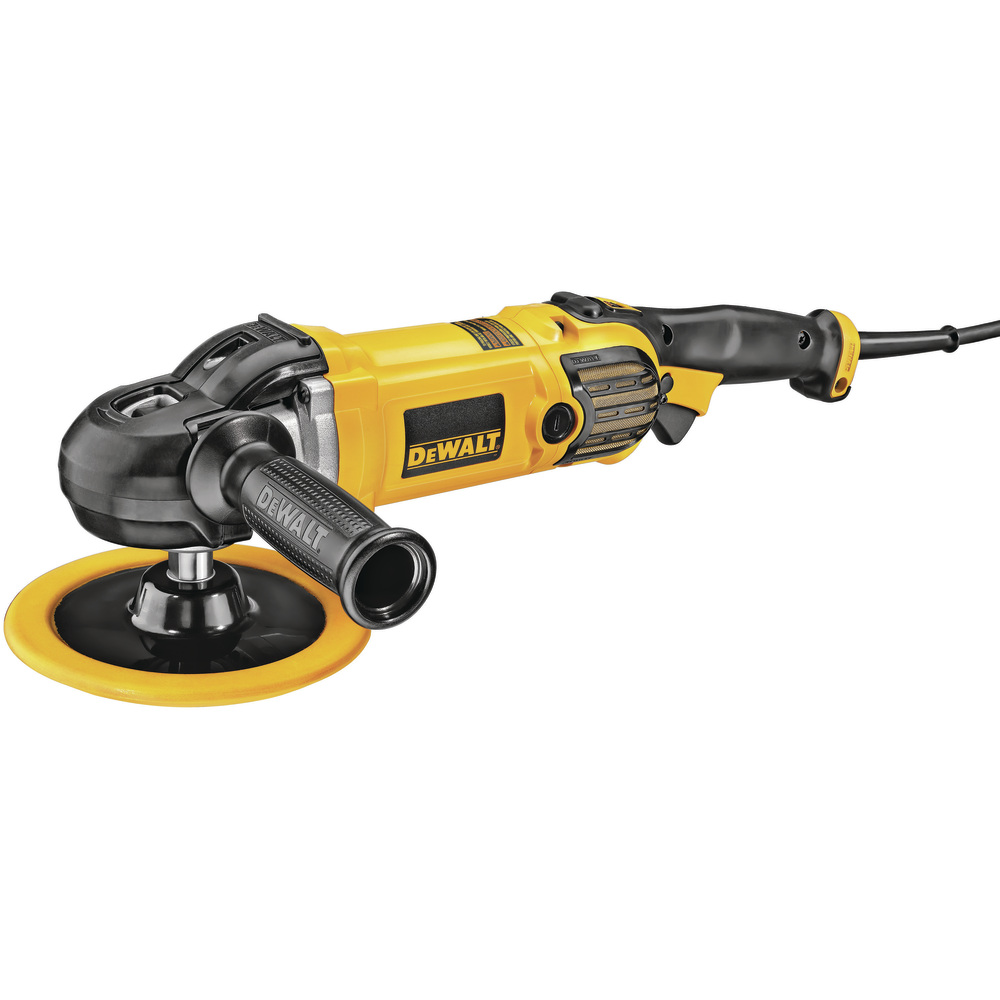 150mm & 180mm variable speed polisher DWP849X Image