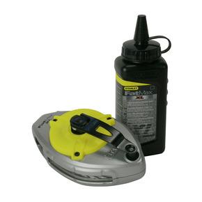 """Product Image of Комплект зі шнура розмічального в компактному корпусі """"FatMax® Xtreme™"""" та флакону чорного порошка крейди 0-47-488"""