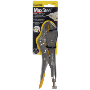 "Product Image of 190MM/7 1/2"" LOCKG PLIER STR/GHT JAW"