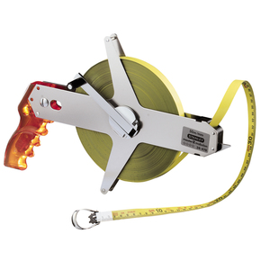 """Product Image of Рулетка вимірювальна довга """"Master II"""" зі сталевою стрічкою """"Mabolon"""" 1-34-477, 478, 734, 737"""