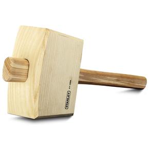 Product Image of Киянка теслі дерев'яна 1-57-046
