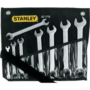 Product Image of 7 PCS. DOUBLE OPEN END WRENCH SET, IMP