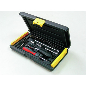 "Product Image of SKT SET 1/4""DR 35PC 6PT MET"