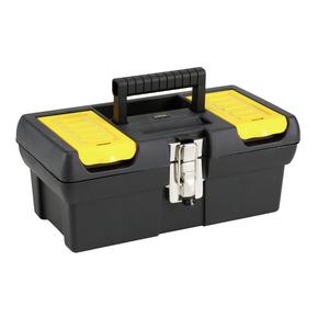 Product Image of Ящик для інструменту серії 2000 пластмасовий з 2-ма вбудованими органайзерами, лотком і металевими замками 1-92-064, 065, 066, 067