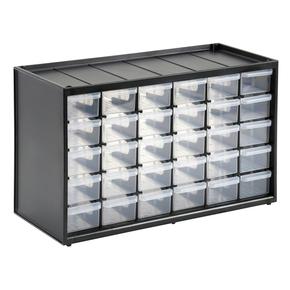 Product Image of Органайзер вертикальний з 30-ма малими висувними відділеннями пластмасовий 1-93-980