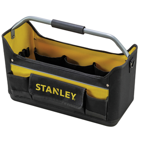 "Product Image of Сумка для інструменту ""Basic Stanley Open Tote"" відкрита 16 ""1-96-182"