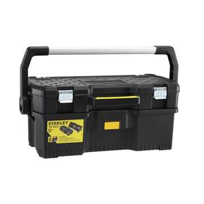 """Product Image of Відкритий професійний пластмасовий ящик для інструменту зі знімним кейсом """"Stanley"""" 24 """"1-97-506"""