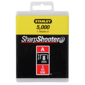 "Product Image of Скоба для степлера ""Light Duty"" тип ""А"" (5/53/530) по 1000шт. і по 5000шт. 1-TRA204-5T, 205-5T, 206-5T, 1-TRA202T, 204T, 205T, 206T, 208T, 209T"