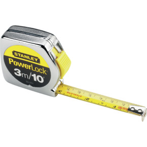 Product Image of Cinta Métrica PowerLock® 3m/10' Caja Metálica