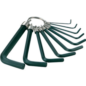 Product Image of HEX KEY SET-RING, 10PCS, IMPERIAL