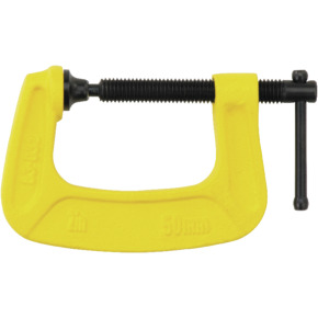 Product Image of C CLAMP MAXSTL, SIZE 50MM-2X33MM-1 5/16