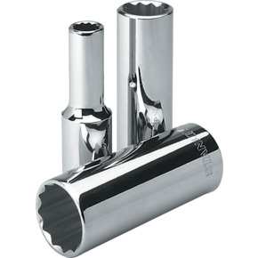 "Product Image of Dado/Cubo Largos Métrico 12 Pt. Enc. 1/2""- 10 mm"