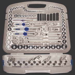 Product Image of 120PC MASTER TOOL SET