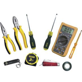 Product Image of 11件电工工具套装