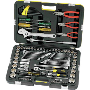 Product Image of 132PC METRIC & A/F TOOL KIT