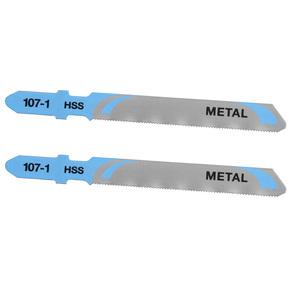 Product Image of 76mm 2.5mm Diş HSS Metal Kesim T Giriş Dekupaj Testere (3 adet)