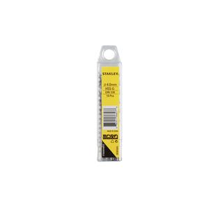 Product Image of HSS METAL DRILL BIT 4 x 43 x 75mm BULK 10