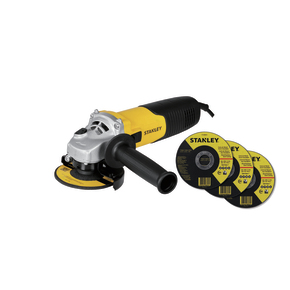 Product Image of 900W 115mm Small Angle Grinder with Discs