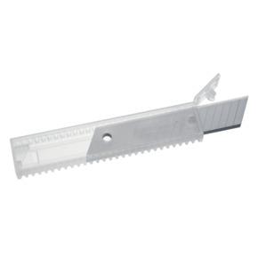 Product Image of Lâmina De Reposição Para Estilete 18Mm Con 15 Pontos De Corte 10 Unidades Dispensador