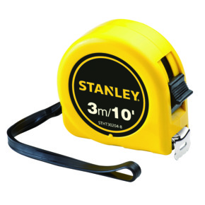 Product Image of STANLEY SHORT TAPE RULES 3M/10' X 13MM