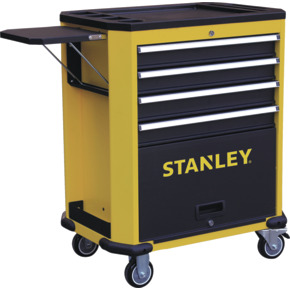 Product Image of 4 DRAWERS ROLLER CABINET