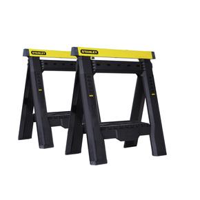 """Product Image of Кόзлы складные """"2-Way Adjustable Sawhorse Twin Pack"""" пластмассовые регулируемые по высоте STST1-70559"""