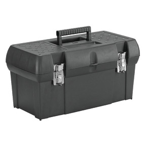 "Product Image of 19"" TOOLBOX WITH METAL LATCHES"