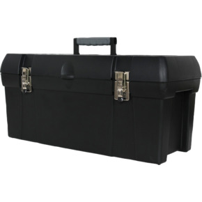 "Product Image of 24"" TOOLBOX W/METAL LATCHES N"