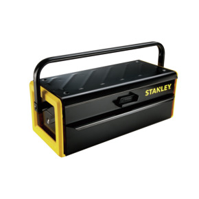 "Product Image of 16"" METAL TOOL BOX - CANTILEVER 2 LAYERS"