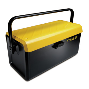 "Product Image of 19"" METAL TOOL BOX - NO DRAWER"